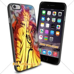 Naruto Shippuuden Ninja Anime Cartoon Movie Iphone Case, For-You-Case Iphone 6 Silicone Case Cover NEW fashionable Unique Design