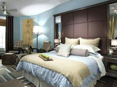 Wonderful 10 Divine Master Bedrooms By Candice Olson : Rooms : HGTV, Love The  Headboard