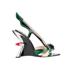 Prada Shoes- like a cadillac!