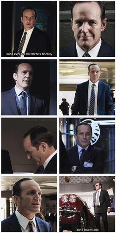 Marvel: Agents of S.H.I.E.L.D.  -  Agent Phil Coulson - Clark Gregg
