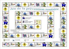 EDIT du 21/05/11 : Evaluation de l'APER  EDIT du 06/03/11 : le jeu sur la prévention routière est terminé, en bas de la page !!   Eh oui, maintenant il faut tout leur apprendre à ces...