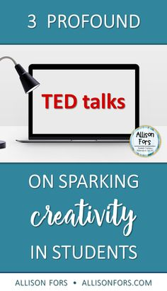 Inspiring creativity in all students should be a main focus of educators – to lead to more engaged learning, better problem-solving skills, and to more effectively reach all types of learners. Here are 3 TED talks to help you foster creativity in the learning process!