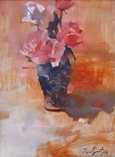 Artwork of Ryno Swart exhibited at Robertson Art Gallery. Original art of more than 60 top South African Artists - Since Flower Art, Art Flowers, South African Artists, Still Life, Original Art, Art Gallery, Bloom, Painted Flowers, Flower Paintings