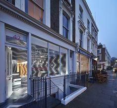Capitol Designer Studio (CDS) by Lily Jencks and Nathanael Dorent