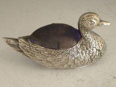 Antique Pin Cushion | Steppes Hill Farm Antiques - Find Art & Antiques