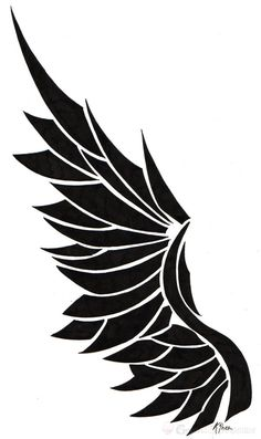 Tatoo del ala del ángel por Generic-nombre de usuario