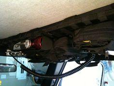 jeep jk interior storage ideas | My Jeeps