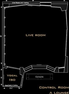 Studio A Floorplan