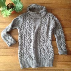 ZARA Oversize Knit Cowl Sweater Excellent used condition. No sign of wear. Beautiful gray knit sweater with cowl or high neck. Blogger favorite! Zara Sweaters Cowl & Turtlenecks
