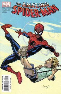Cover for The Amazing Spider-Man (Marvel, 1999 series) #502