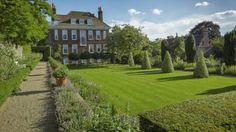 The garden at Fenton House