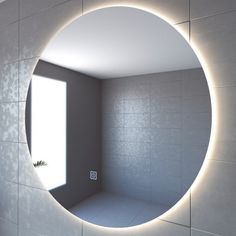 Lampe Led, Bathroom Inspiration, Bathroom Lighting, Mirror, Furniture, Home Decor, Products, Bathroom Sinks, City Bathroom Inspiration