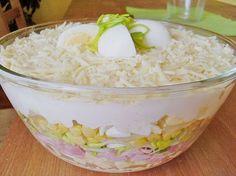 Chefkoch.de Rezept: Schichtsalat