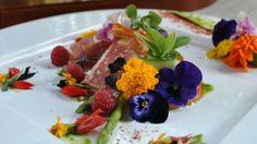 Recept: Livar Jamon de la Sierra in een lentetuintje http://brabantn.ws/5lJ