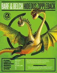 Official How To Train Your Dragon Hidden World. - Offizielles Drachentraining Hidden World . Httyd Dragons, Dreamworks Dragons, Book Of Dragons, Dragon Classes, Dragon Facts, Dragon Birthday Parties, Toothless Dragon, Hiccup And Astrid, Dragon Rider