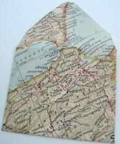 Map Stationary