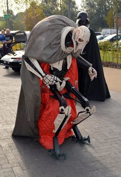 General Grievous (Star Wars: Clone Wars) | Stoke-Con-Trent 2014