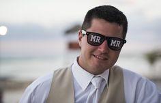 Laci & Carl's destination wedding in Riviera Maya, Mexico @destweds Photography by Sarani Photography