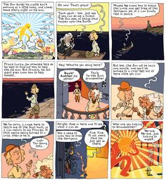 Lucky Jim Episode 2: A Traditional Gypsy Tale. In The phoenix Issue 110.