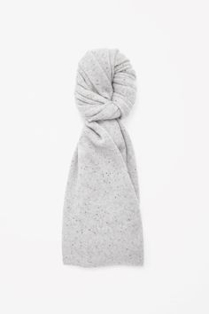 COS | Speckled cashmere scarf