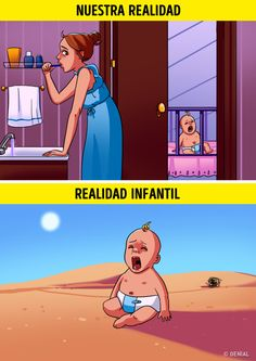 Baby On The Way, Mom And Baby, Our Baby, Baby Kids, Mother And Child, Father And Son, Kids And Parenting, Parenting Hacks, Funny Illusions