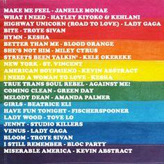 favorite gay songs