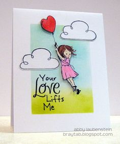 your love lifts me - The Paper Variety - Scrapbook.com