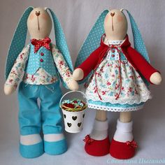 Tejido. Fabricación de Corea, Estados Unidos, Alemania | VK Doll Patterns, Clothing Patterns, Rabbit Crafts, Fabric Animals, Bunny Toys, Sewing Toys, Easy Sewing Projects, Diy Doll, Stuffed Toys Patterns