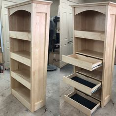 Best quality secret furniture with hidden compartments available. We build custom concealment furniture to hide firearms, jewelry and valuables. Our hidden compartment furniture is built to last a lifetime. Secret Compartment Furniture, Home Organization, Shelves, Home Projects, Diy Furniture, Woodworking, Home Decor, Wood Diy, Home Diy