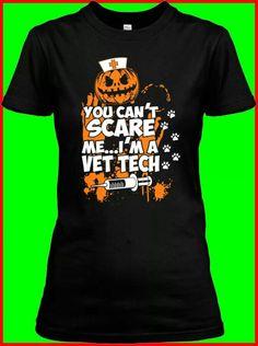 Halloween Vet Tech