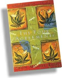 """The Four Agreements by Don Miguel Ruiz -  Lots of wisdom here.  """" Never take anything personally!"""""""