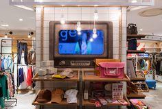 Spicy Color Nowon Lotte Department store by khanproject, Seoul »  Retail Design Blog.