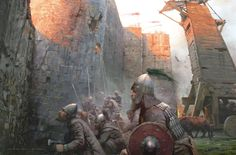 Gothic siege of Rome, 537-538 AD