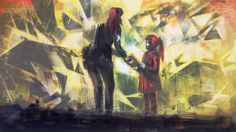 Child Beth Quantum Break - Xbox One & PC #QuantumBreak #XboxOne #Shooter #Games #Videogames