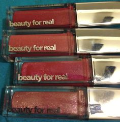 beauty for real lip glosses Makeup Companies, Real Beauty, Lip Gloss, Lips, True Beauty, Gloss Lipstick