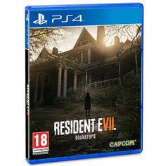 Resident Evil 7 Biohazard PS4 Game