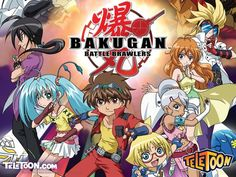 Bakugan Battle Brawlers wallpaper - ForWallpaper.com