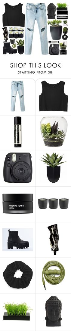 """Georgia"" by brenna-kaye ❤ liked on Polyvore featuring Chicnova Fashion, Monki, Aesop, Threshold, Fuji, Koh Gen Do, Windsor Smith, Urbanears and Nearly Natural"