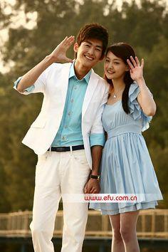 Zheng Shuang and Zhang Han