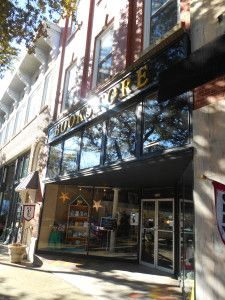 Fireside Books and Gifts in Shelby, NC