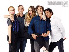 Emma Rigby, Michael Socha, Sophie Lowe, Peter Gadiot, Naveen Andrews, Once Upon a Time in Wonderland