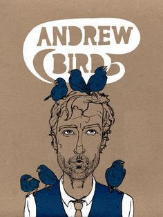 Andrew Bird. There is nothing greater than listening to Nyatiti while studying.