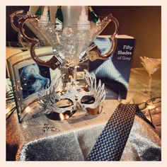 50 Shades of Grey Bridal Shower or Bachelorette Party ~ 50 shades of grey party  ❤'d by wedfunapps.com