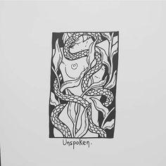 "9,325 Likes, 18 Comments - Matt Bailey (@baileyillustration) on Instagram: ""Unspoken."""