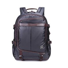 272740c94bb Large Nylon Travel Backpack. Backpack Travel BagTravel BagsWaterproof Laptop  BackpackAdolescentsMen s ...