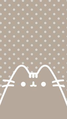 Cute Cat Wallpaper, Funny Phone Wallpaper, Kawaii Wallpaper, Cellphone Wallpaper, Cute Backgrounds, Phone Backgrounds, Cute Wallpapers, Wallpaper Backgrounds, Kawaii Drawings