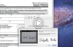 http://revision3.com/tzdaily/sign-pdf-with-preview  For Mac users: create a signature in Preview to use with electronic documents, and forget the fax machine!