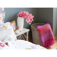 Coloured Mohair Blanket | ZARA HOME United Kingdom