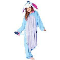 PajamasBuy - Onesies Hoodie Blue Eeyore Donkey Unisex Costume Kigurumi Pajamas, $27.50 (http://www.pajamasbuy.com/onesies-hoodie-blue-eeyore-donkey-unisex-costume-kigurumi-pajamas/)