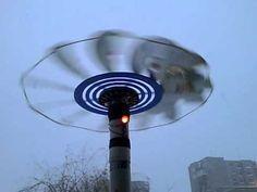 ▶ CD wind turbine - YouTube